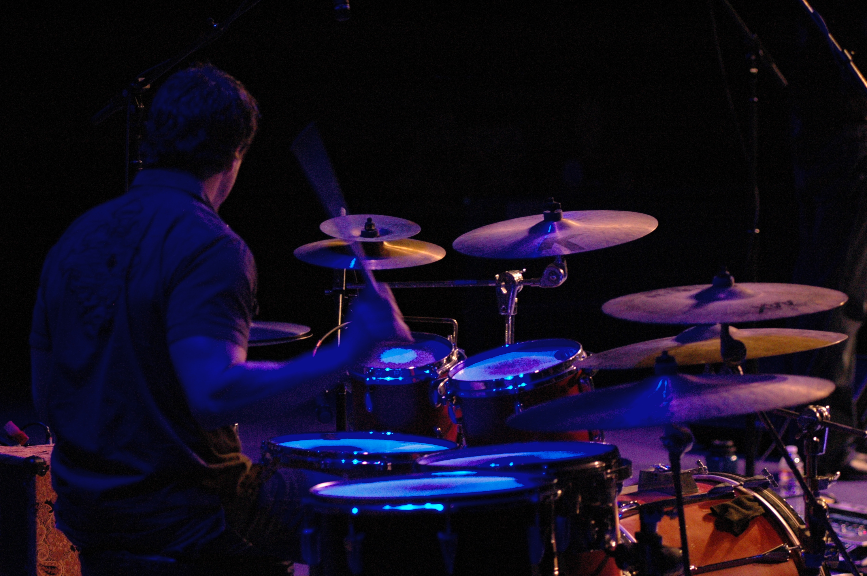 Greg Beck Drum Solo